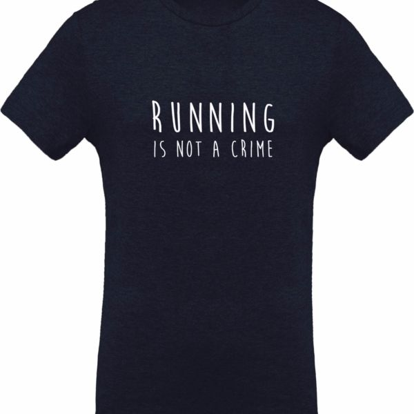Running is not a crime
